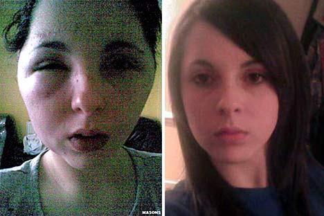 Hair dye ..Not So Innocent! Girl Looks Alien! | Sachiniti
