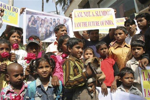 India Oscars Slumdog